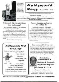 Nailsworth News - Aug_2000