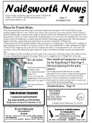 Nailsworth News - Nov_2003