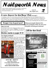 Nailsworth News - July_2004